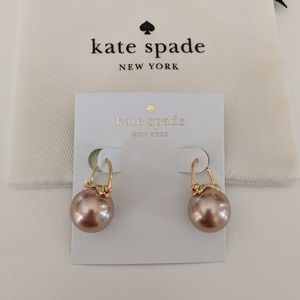 *NEW* ♠️ Kate Spade gold plated earrings